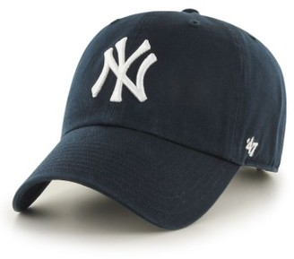 Women's '47 Clean Up Ny Yankees Baseball Cap - Blue $25 thestylecure.com