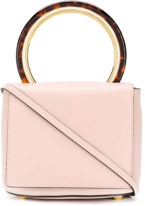 Marni round handle shoulder bag