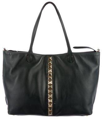 ValentinoValentino Rockstud Leather Tote