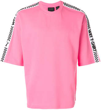 Puma side stripe oversized T-shirt