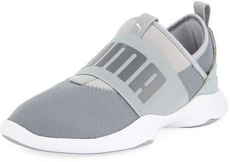 Puma Women's Dare Stretch-Knit Sneakers, Gray