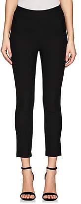 Derek Lam 10 Crosby Women's Stretch-Cotton Crop Leggings - Black