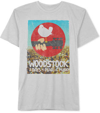 Hybrid Men's Woodstock Graphic T-Shirt