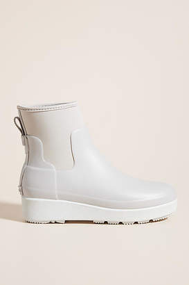 Hunter Boots Refined Slim-Fit Platform Rain Boots