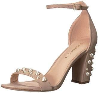 Madden-Girl Women's BITSYY Heeled Sandal