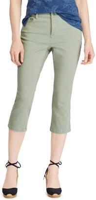 Chaps Women's Twill Capri Pants