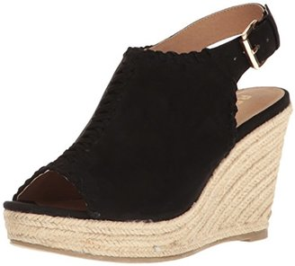 Report Women's Delfina Espadrille Wedge Sandal $37.13 thestylecure.com