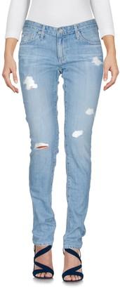 AG Adriano Goldschmied Denim pants - Item 42613997DU