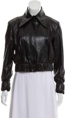 Chanel 'Ladies First' Leather Jacket
