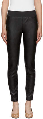 Stella McCartney Black Alter-Nappa Leggings