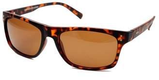 Steve Madden 56mm Tortoise Square Sunglasses