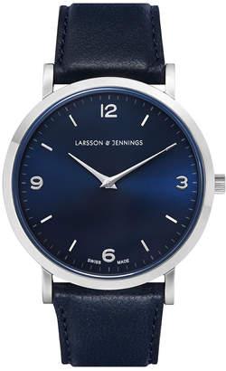 Larsson & Jennings LGN38-L-H-Q-P-SN-L Lugano 38mm Watch