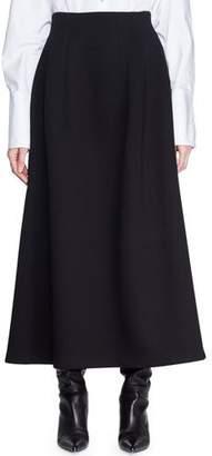 The Row Lantely A-Line Long Viscose Skirt