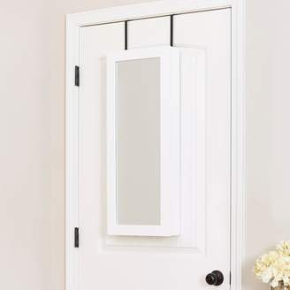 Innerspace Luxury Products InnerSpace Luxury Products Wall & Over-The-Door Jewelry Armoire