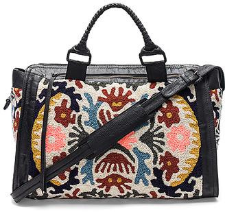 Cleobella Violetta Travel Bag in Black. $438 thestylecure.com