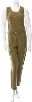 Belstaff Casual Sleeveless Jumpsuit $145 thestylecure.com