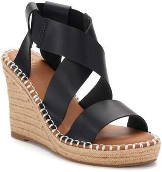 So SO Halibut Women's Wedge Sandals