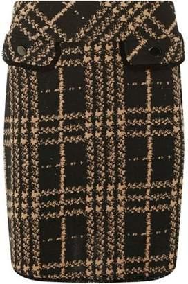 Dorothy Perkins Womens **Tall Brown Mocha Mini Skirt