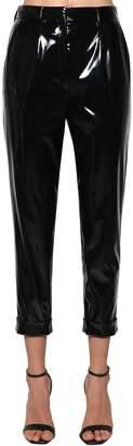 N°21 Vinyl Capri Pants