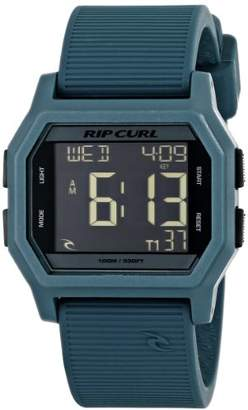 Rip Curl Unisex A2701 Atom Sport Watch with Green Band