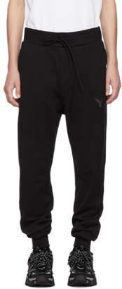 Y-3 Black Classic Cuff Lounge Pants