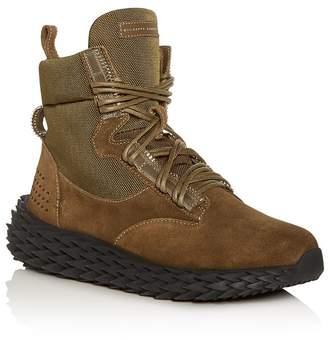 Giuseppe Zanotti Men's Urchin Suede Boots