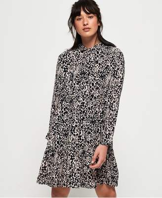 Superdry Scandi Shirt Dress