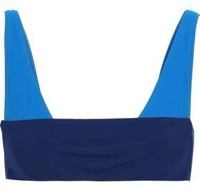 Orlebar Brown Bramston Layered Bikini Top