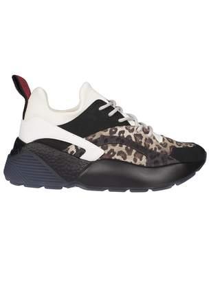 Stella McCartney Leopard Eclypse Sneakers