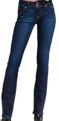 Hudson Women's Jean Beth Midrise Baby Bootcut Jeans Corrupt WM176DLQ corr