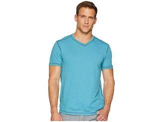 Agave Denim Dawn Patrol Short Sleeve V-Neck Men's Short Sleeve Pullover