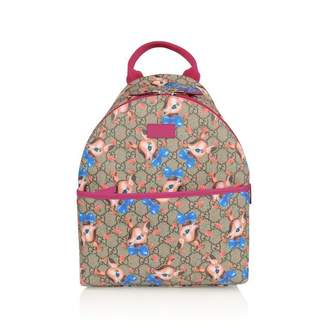 Gucci GUCCIGirls GG Fawns Backpack