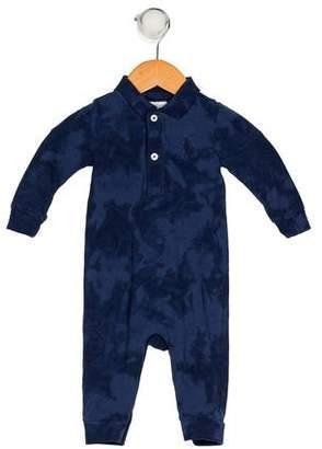 Ralph Lauren Boys' Tie-Dye All-In-One