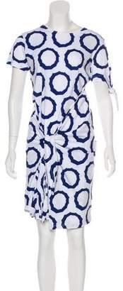 J.W.Anderson Printed Mini Dress