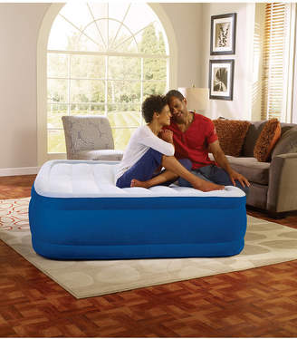 Simmons 17 inch Plush Aire Queen Size Raised Air Bed Mattress