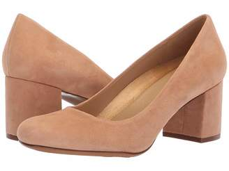28541b641e6a Natural Suede Pumps - ShopStyle