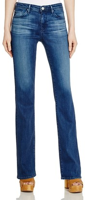 AG Angel Bootcut Jeans in Liberation - 100% Exclusive $215 thestylecure.com