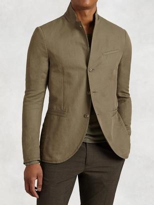 Lightweight Cotton Linen Jacket $998 thestylecure.com