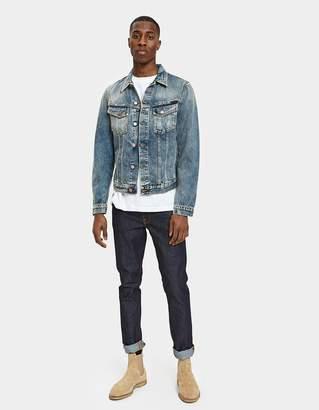 Nudie Jeans Billy Shimmering Indigo Jacket