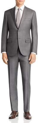 Canali Siena Sharkskin Regular Fit Suit