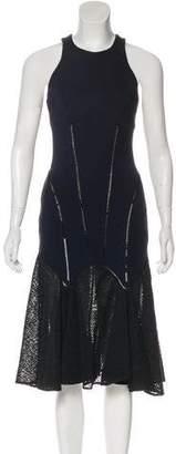 Jonathan Simkhai Sleeveless Midi Dress