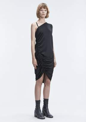 Alexander Wang RUCHED DRESS Short Dress