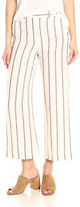 Theory Women's Nadeema Wide Stripe Pant
