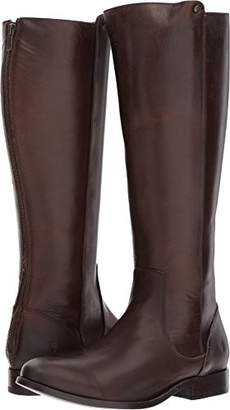 Frye Women's Melissa Stud Back Zip Riding Boot