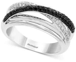 Effy Diamond Statement Ring (3/8 ct. t.w.) in 14k White Gold