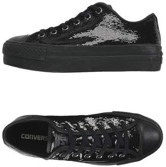 CT AS OX PLATFORM SEQUINS - FOOTWEAR - Low-tops & sneakers Converse pG612