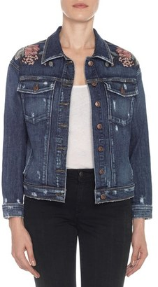 Women's Joe's Bella Embroidered Jacket $350 thestylecure.com