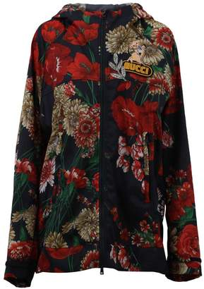Gucci Spring Print Nylon Jacket