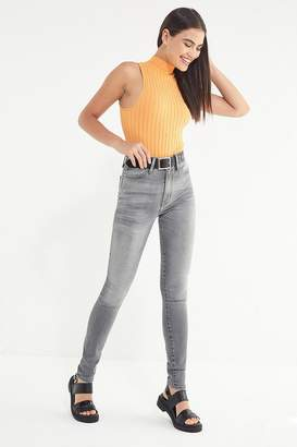 BDG Twig High-Rise Skinny Jean - Grey