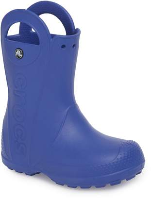 Crocs TM) Handle It Rain Boot